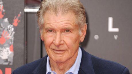 Harrison Ford fait la circulation à New York pour se sortir d'un embouteillage