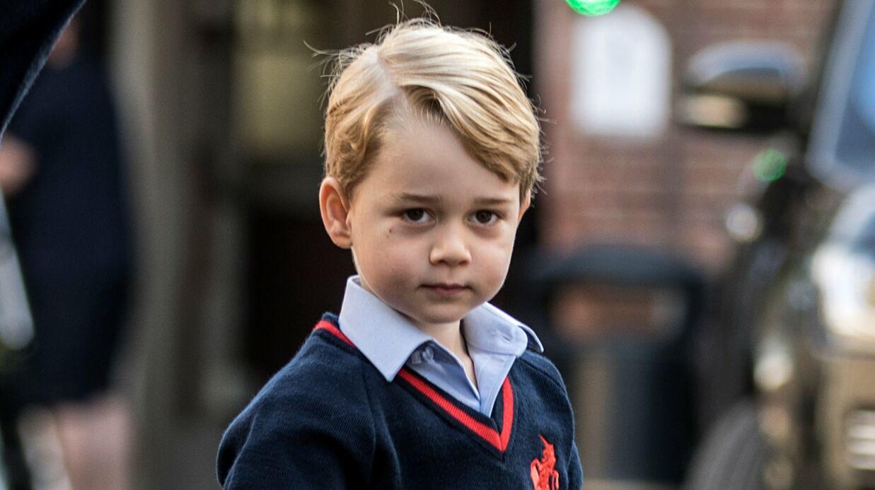 William dévoile le jouet préféré du prince George (et vous l'avez déjà sûrement chez vous)