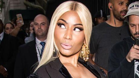 PHOTOS Nicki Minaj: trahie par son décolleté, elle dévoile un téton
