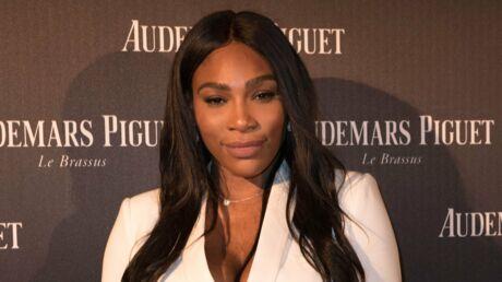 Serena Williams publie une première photo de sa fille, découvrez son prénom