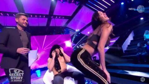 VIDEO Secret Story: la danse très sexy de Leila Ben Khalifa