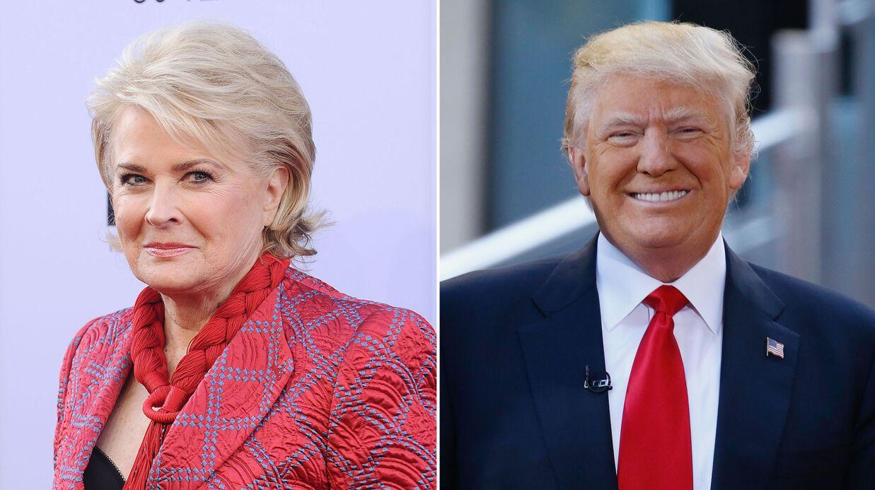 L'actrice Candice Bergen raconte son rencart raté avec Donald Trump (et c'est drôle)