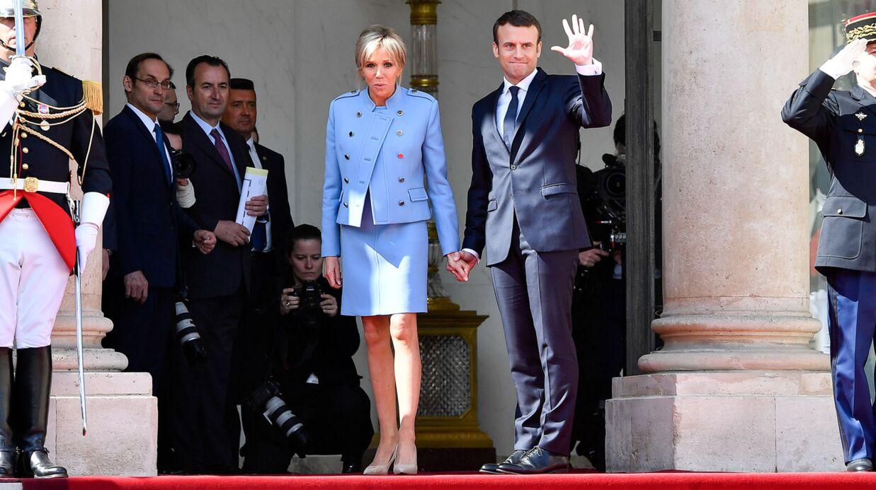 Brigitte Macron a eu peur que l'élection de son mari condamne leur couple à subir «la malédiction» de l'Elysée