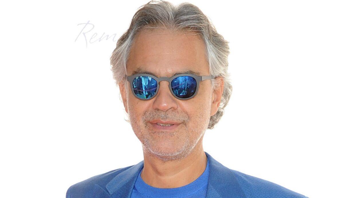 Andrea Bocelli: hospitalisé après une chute de cheval, il donne de ses nouvelles