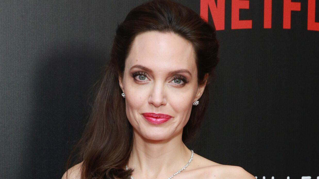 PHOTOS Angelina Jolie: ses six enfants réunis pour la première de son film