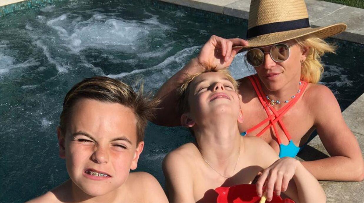 Britney Spears organise une incroyable fête d'anniversaire pour ses fils