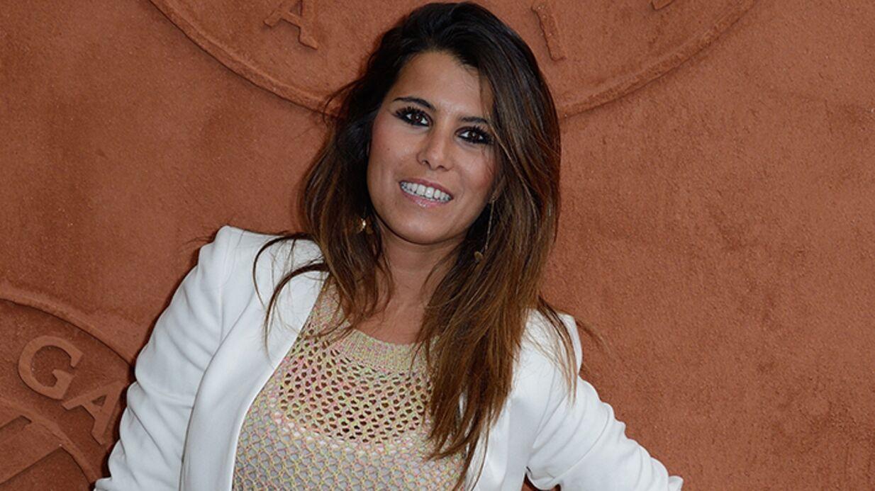 Karine Ferri  se confie sur la célébrité: «Je ne suis pas le genre de fille qui veut briller à tout prix»