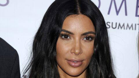 PHOTO Kim Kardashian décolletée et robe fendue, elle enflamme Instagram