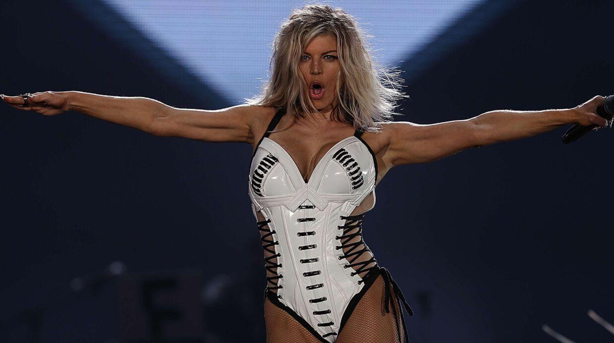 PHOTO Fergie s'affiche plus sexy que jamais depuis l'annonce de son divorce