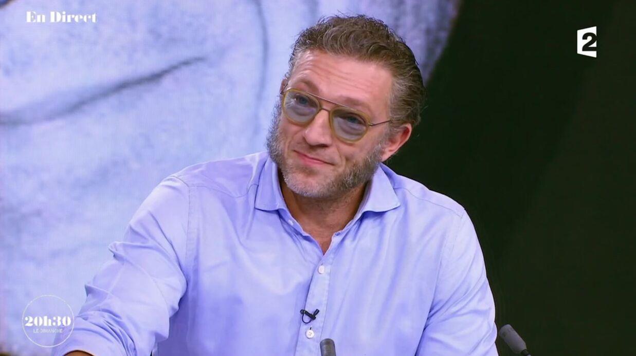 VIDEO Vincent Cassel: tension avec Laurent Delahousse dans 20h30 le dimanche