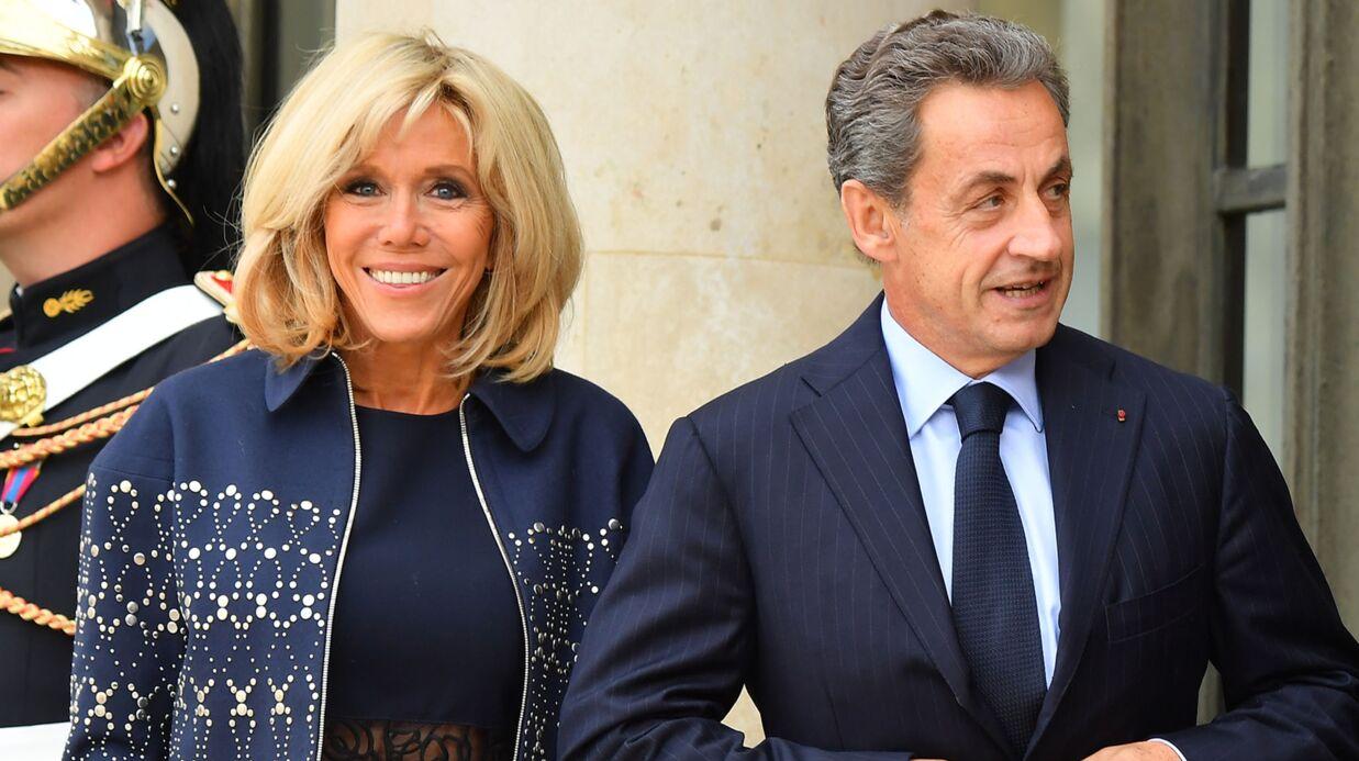 Nicolas Sarkozy affirme que Brigitte Macron a voté pour lui «toute sa vie», elle le remet à sa place