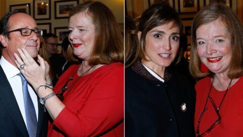 PHOTOS François Hollande et Julie Gayet, Sandrine Quétier et son compagnon: plein de couples pour la première de La vraie vie