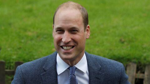 Le prince William donne un gros indice sur la date d'accouchement de Kate Middleton