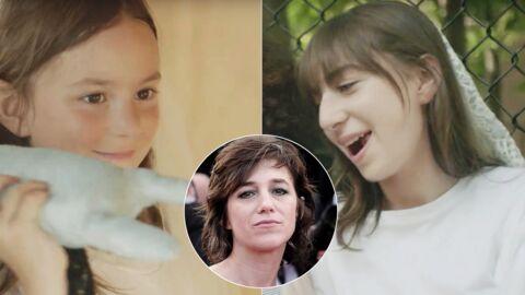 VIDEO Charlotte Gainsbourg met en scène ses deux filles Alice et Joe dans son dernier clip
