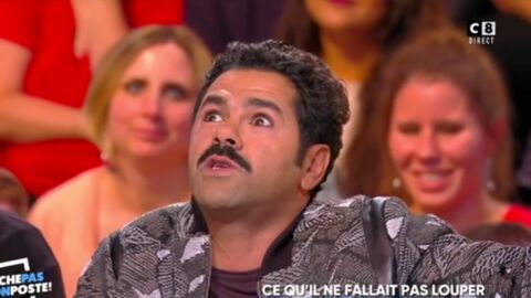 Jamel Debbouze raconte l'origine (horrible) de sa phobie des souris