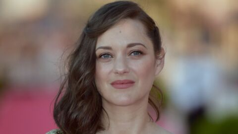 PHOTO Marion Cotillard change de tête et passe au blond