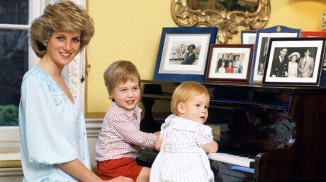 Diana: les médecins de la Reine craignaient qu'elle transmette ses problèmes mentaux à ses fils