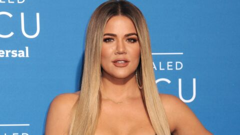 PHOTO Khloé Kardashian affiche sa silhouette TRÈS musclée sur Instagram