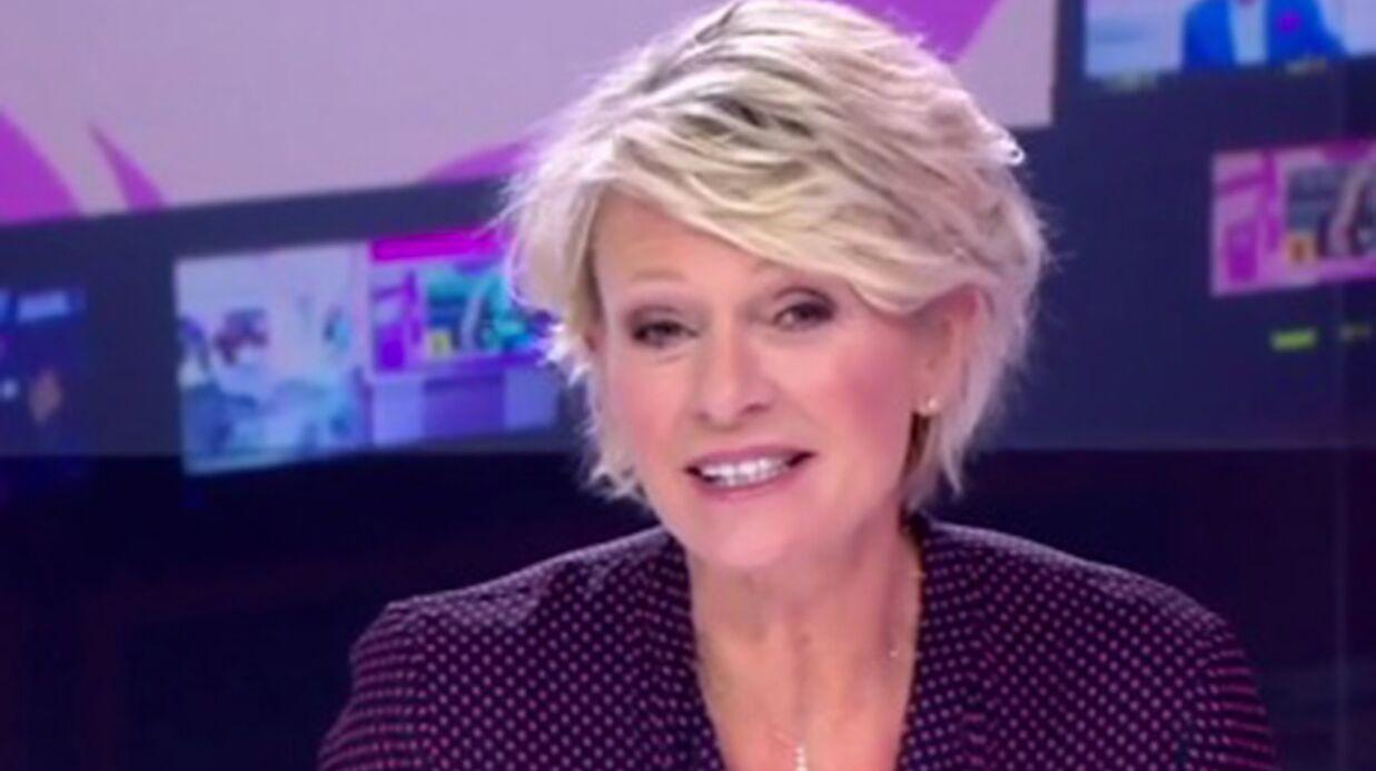 VIDEO Sophie Davant: l'animatrice adore les «jolies jambes» de Brigitte Macron