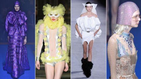 Fashion Week: 19 looks impraticables vus sur les défilés printemps-été 2018