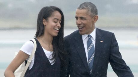 Barack Obama a pleuré quand il a déposé sa fille Malia à l'Université