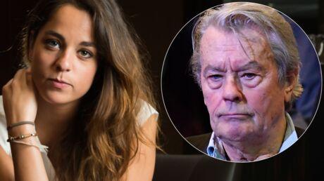 Alain Delon: sa fille Anouchka confirme son hospitalisation et pousse un coup de gueule