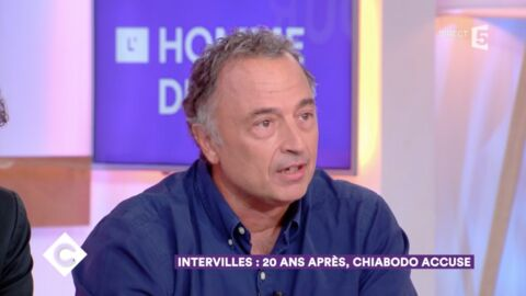 VIDEO Olivier Chiabodo explique avoir récemment reçu des menaces de TF1 contre sa famille