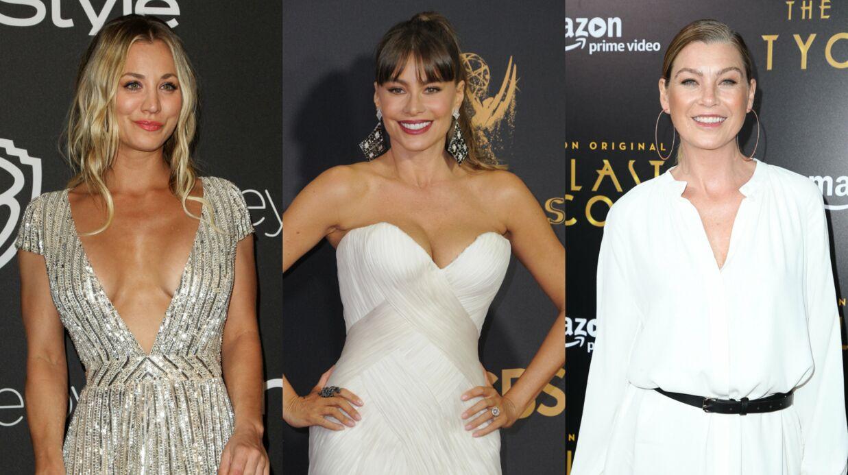 PHOTOS Découvrez qui sont les actrices de séries télé qui ont gagné le plus d'argent en 2017