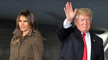 Donald Trump: l'étonnante vidéo où il semble regretter l'absence de Melania qui est… juste à côté de lui