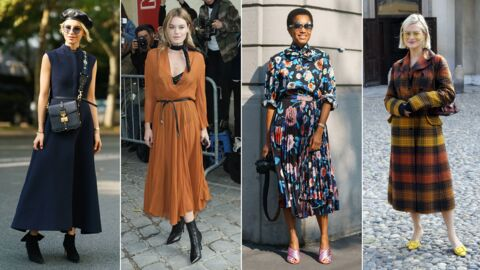 PHOTOS Les streetstyles les plus cools de la Fashion Week