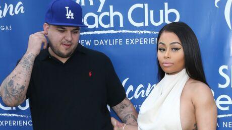 Rob Kardashian et Kylie Jenner portent plainte contre Blac Chyna (et ça fait très mal)
