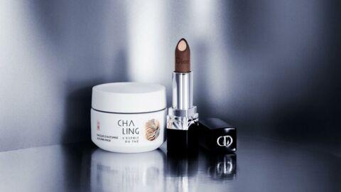 Nos beauty crushs: le masque d'automne Cha Ling et le rouge à lèvres Dior