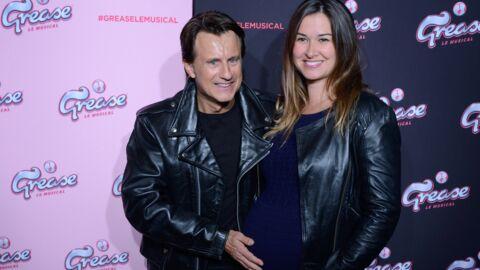 PHOTOS Vincent Perrot bientôt papa: il pose avec sa compagne, très enceinte