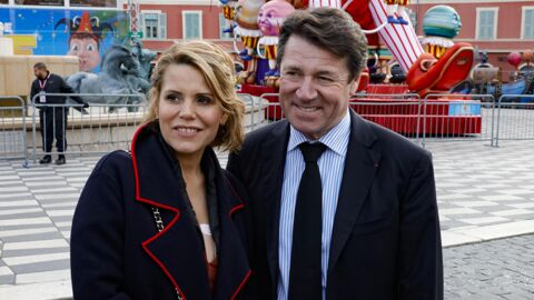 Christian Estrosi et Laura Tenoudji: découvrez pourquoi leur fille Bianca s'appelle aussi Nicea