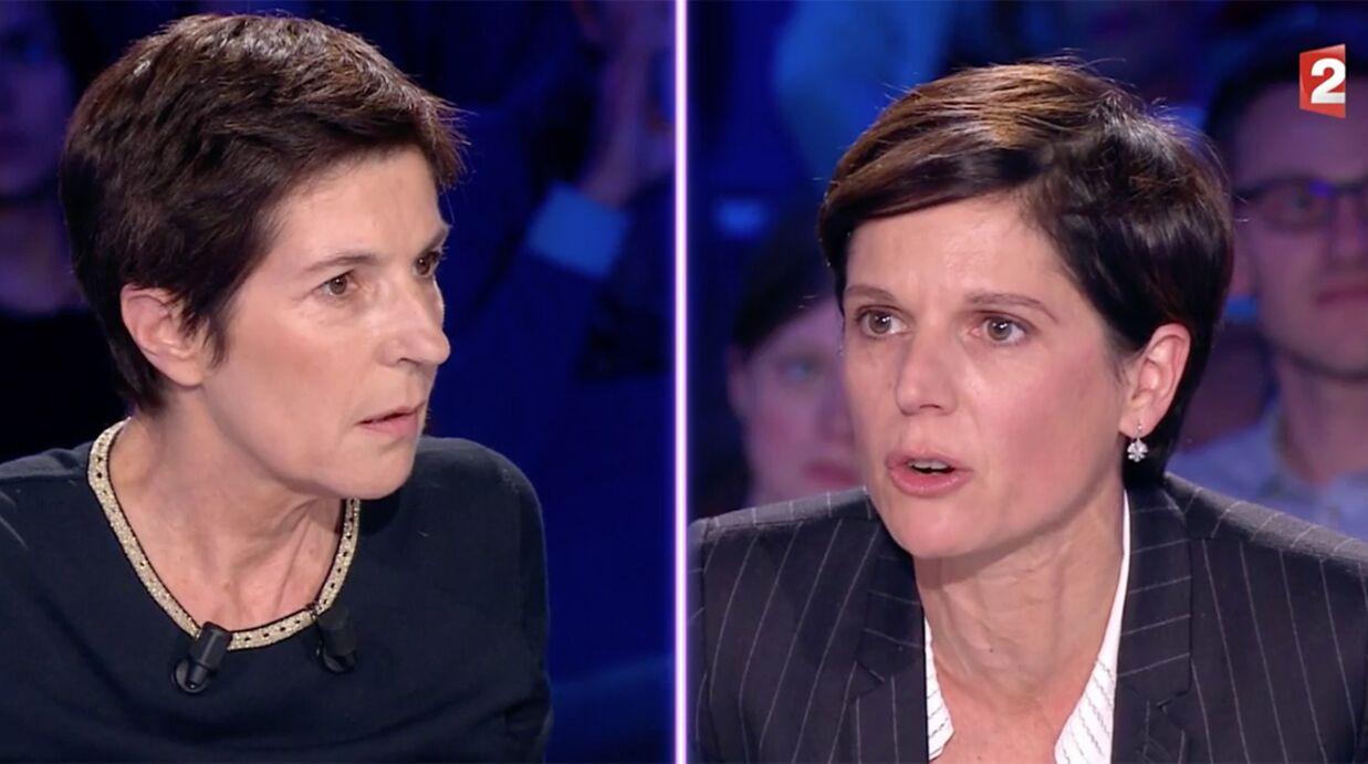 VIDEO Christine Angot se met en colère et fait pleurer Sandrine Rousseau