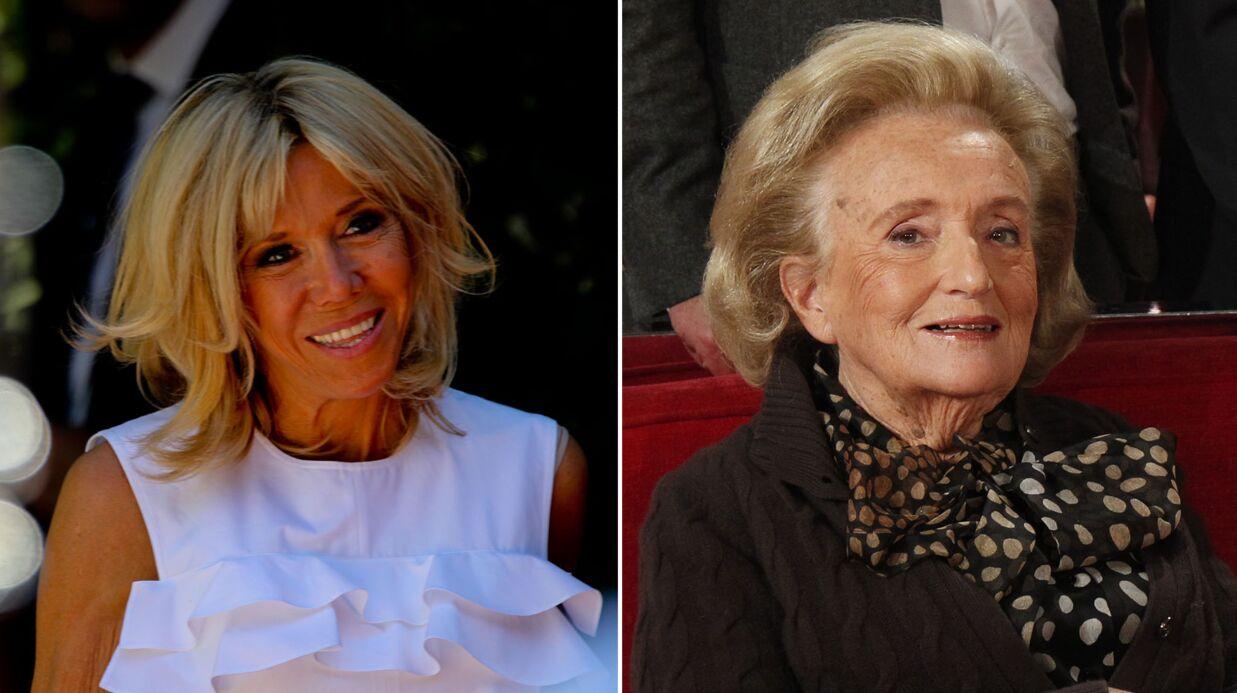 Brigitte Macron: son déjeuner discret et émouvant avec Bernadette Chirac à l'Elysée