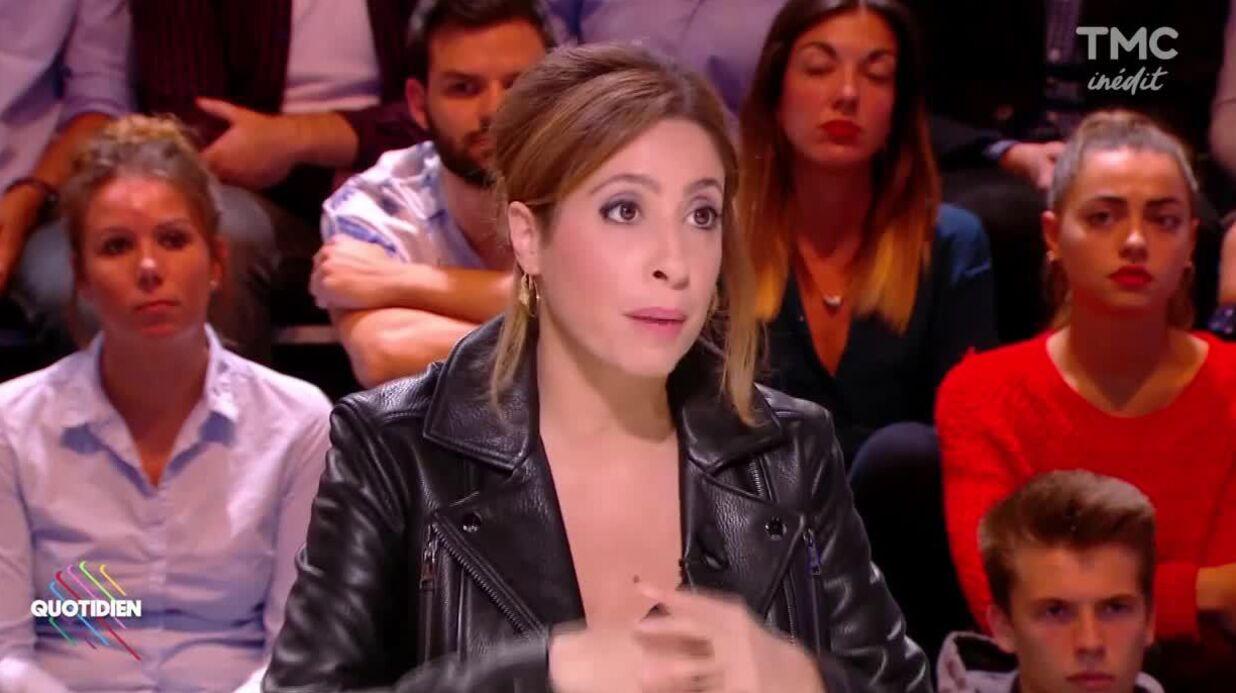 VIDEO Léa Salamé défend Christine Angot, violemment attaquée après sa colère dans On n'est pas couché