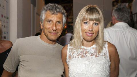 PHOTO Nagui: son joli cliché en amoureux avec sa femme, Mélanie Page