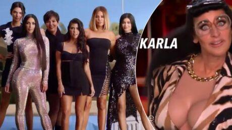 Ellen DeGeneres est Karla, la sœur inconnue de l'incroyable famille Kardashian et c'est hilarant