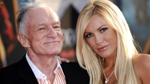 Mort de Hugh Hefner (Playboy): sa veuve Crystal sort du silence
