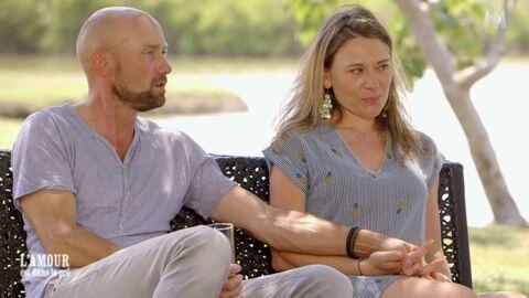 VIDEO L'amour est dans le pré: Raphaël explique sa rupture avec Marie-Laure