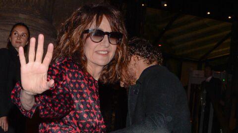 PHOTOS Valérie Lemercier a accepté de poser avec son chéri Mathias Kiss (et c'est rare!)