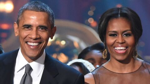 PHOTO Michelle Obama: sa tendre déclaration à Barack Obama pour leurs 25 ans de mariage