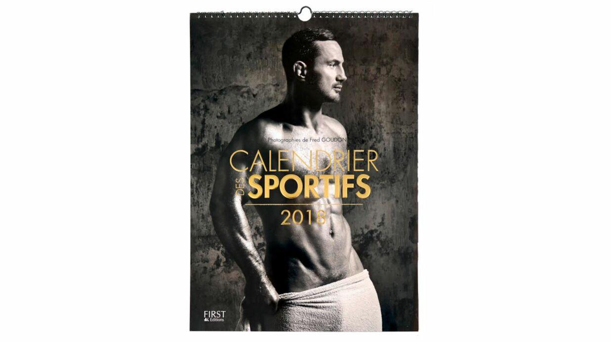 La photo très sexy de Sylvain Potard dans le Calendrier des Sportifs 2018