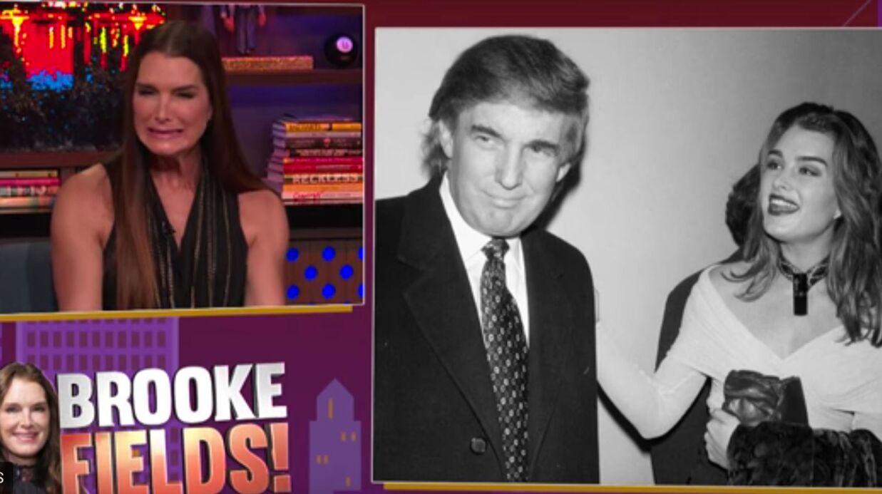 Brooke Shields dévoile la technique de drague bien nulle utilisée par Donald Trump pour la séduire