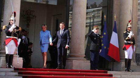 Brigitte Macron dévoile la raison très personnelle pour laquelle son mari et elle ont choisi de vivre à l'Elysée