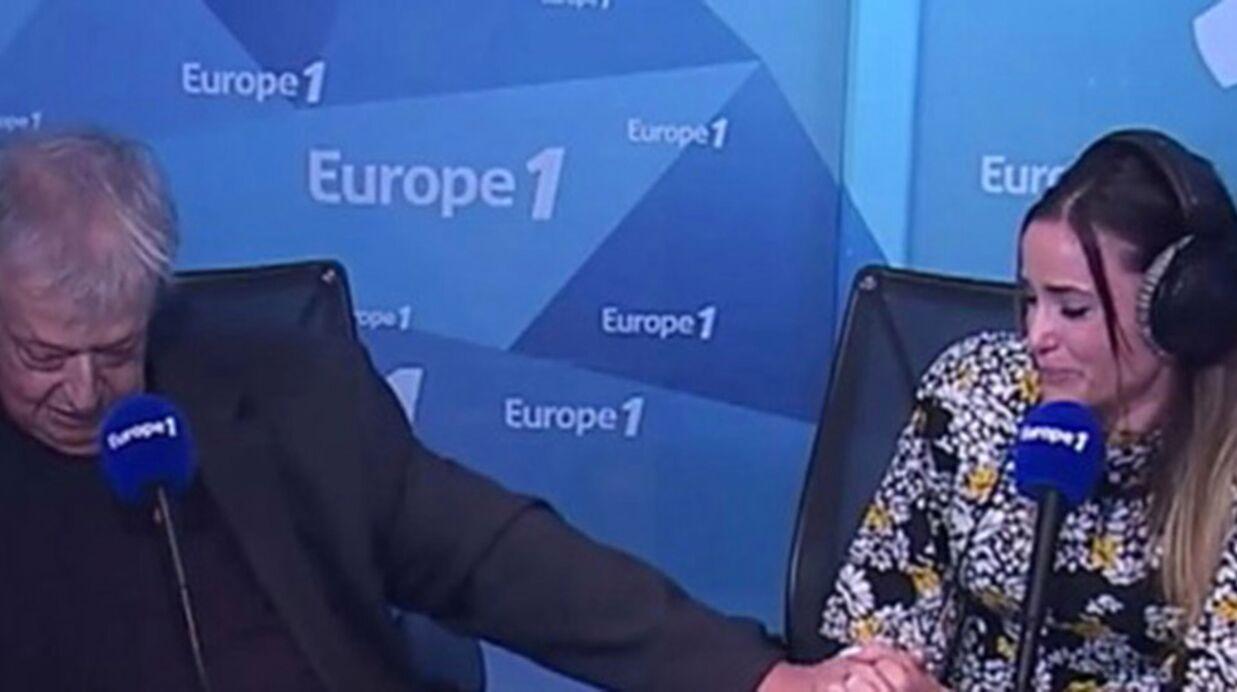 Guy Carlier fait pleurer Capucine Anav sur Europe 1 et s'excuse