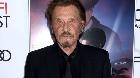 PHOTO Johnny Hallyday : tendres retrouvailles avec sa fille Laura Smet