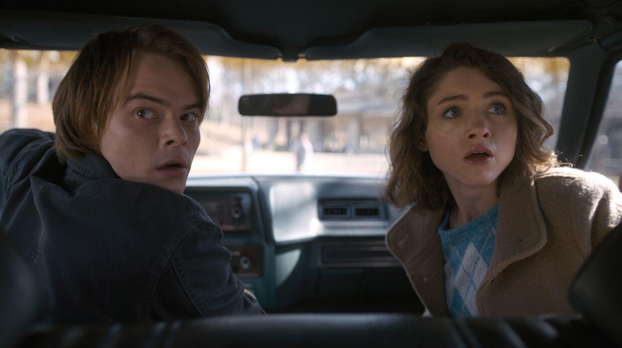 Stranger Things: deux stars de la série sont en couple à la ville!