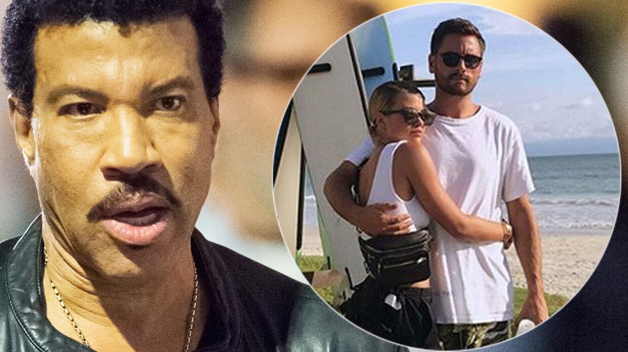 Lionel Richie «inquiet à mort» depuis que sa fille Sofia fréquente l'incontrôlable Scott Disick